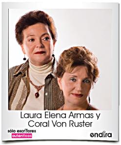 LAURA ELENA Y VON RUSTER